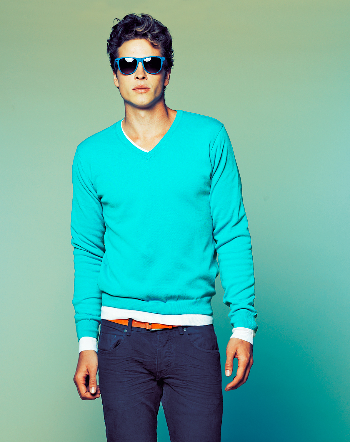 BERSHKA SPRING / SUMMER 2011 FEATURING LEANDRO SOURICE ...