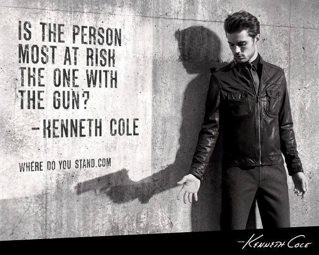Is kenneth cole gay