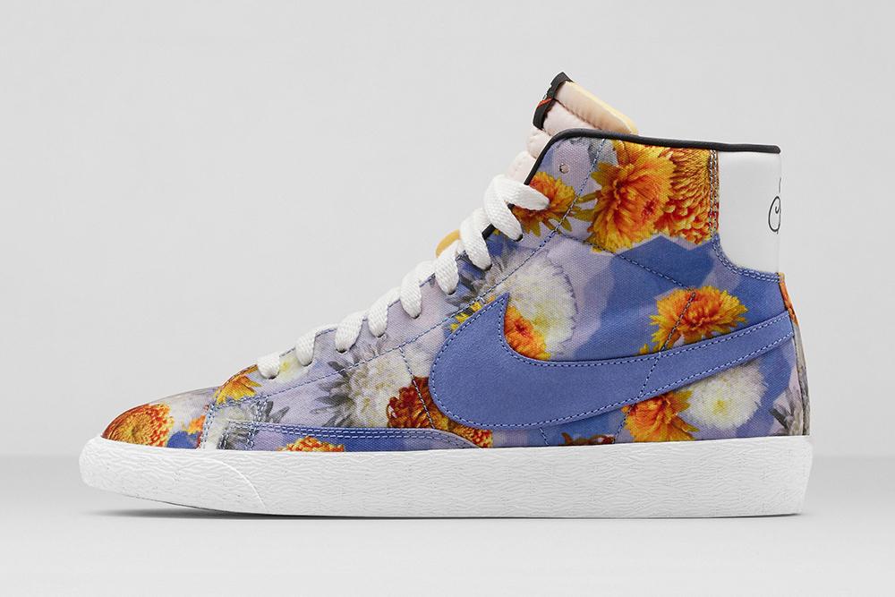 Nike Blazers Imprimé Floral