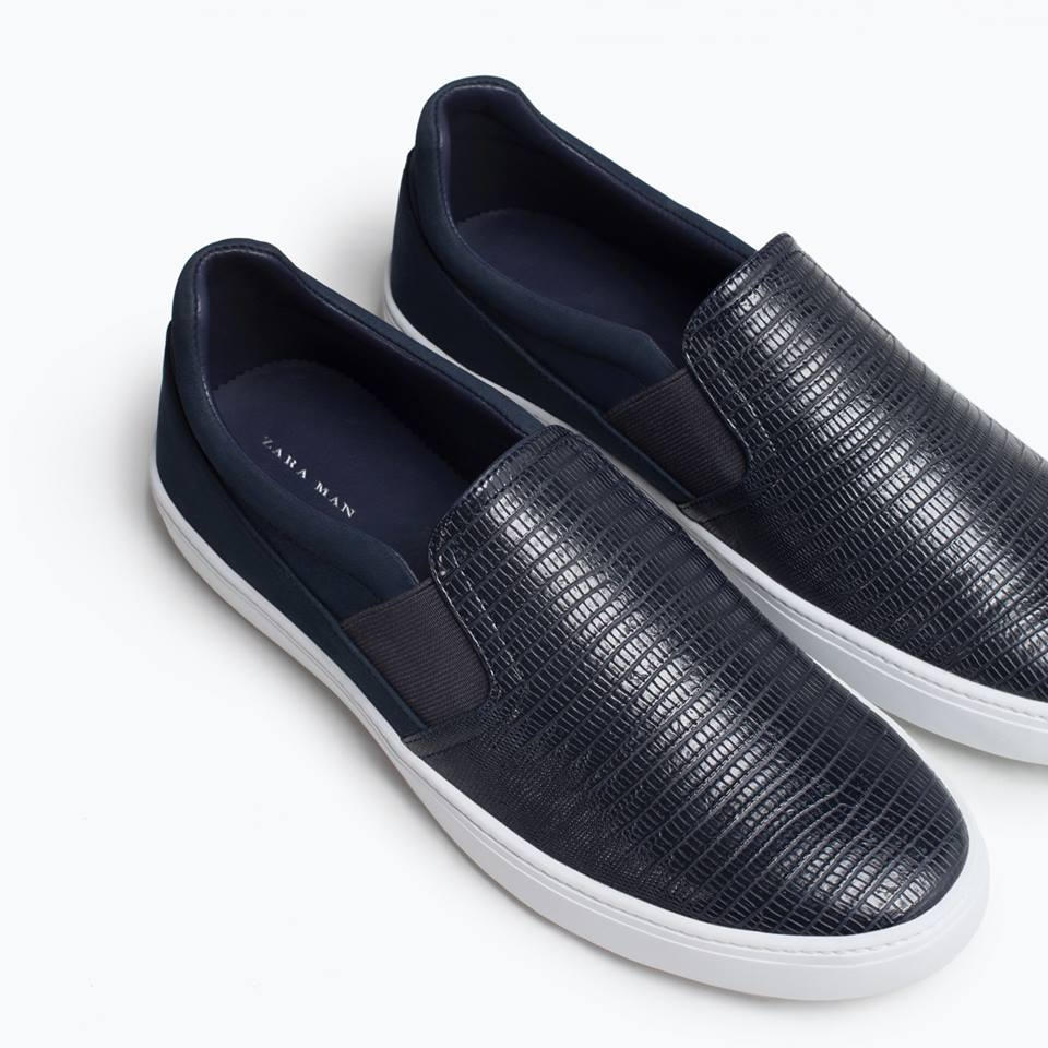 Zara Shoes For Men New Collection