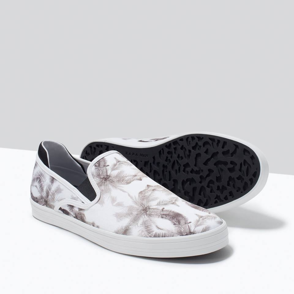 ZARA SPRING / SUMMER 2015 MEN'S SLIP-ON SHOES | MATTER ...