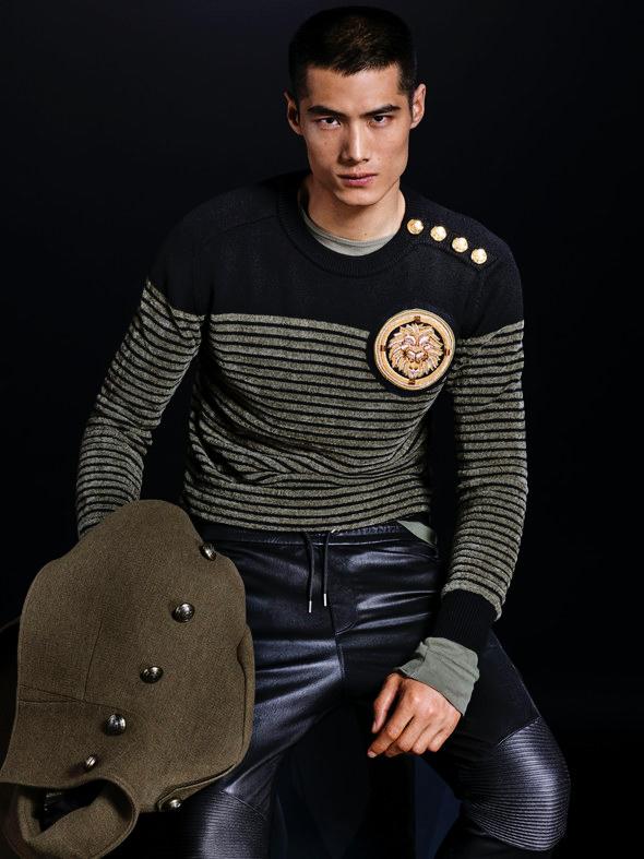 Balmain-HM-2015-Menswear-Collection-003